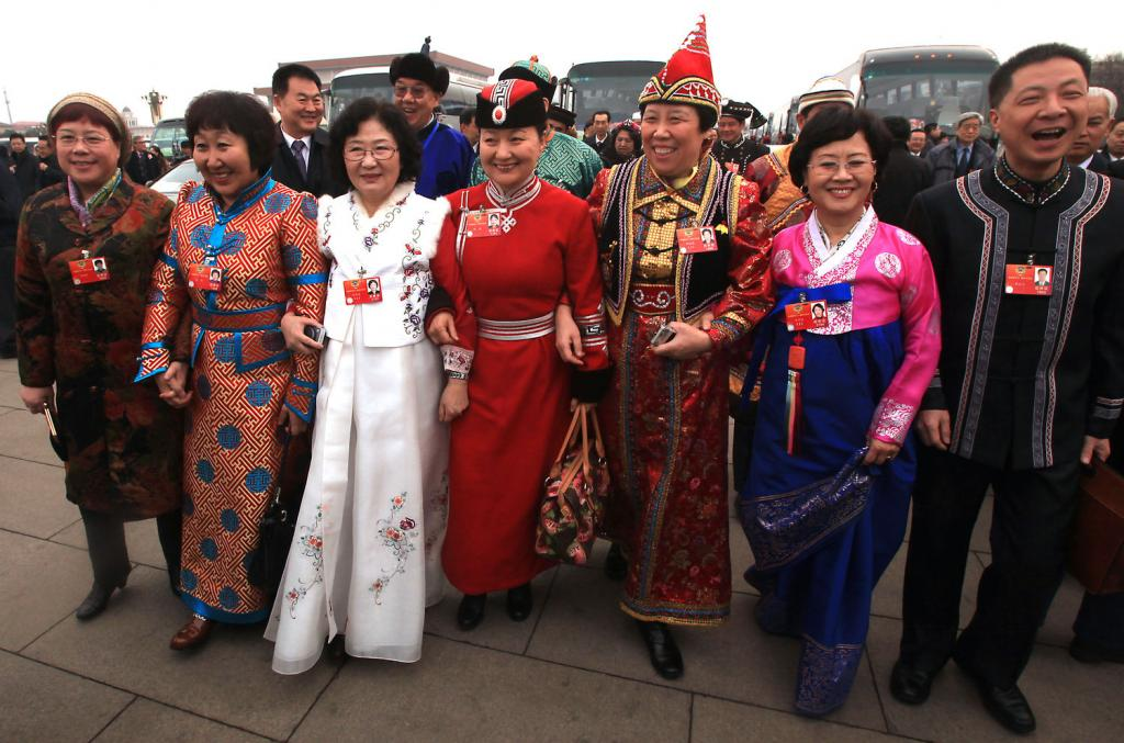 Beijingers Heading to Fancy Dress Party Mistaken for NPPCC Delegates