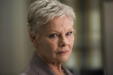 By popular demand, producer Albert R. Chen promised moviegoers that Judi Dench would be reprising her role as Chairman Mao.