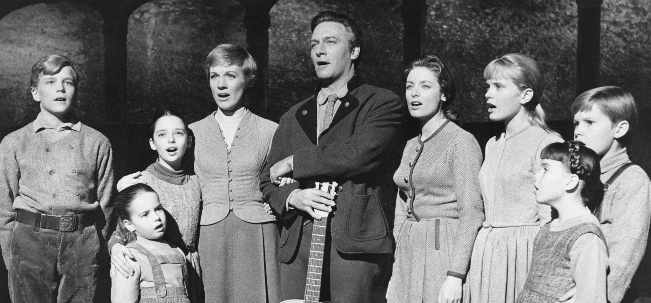 Sound of Music Von Trapp Family