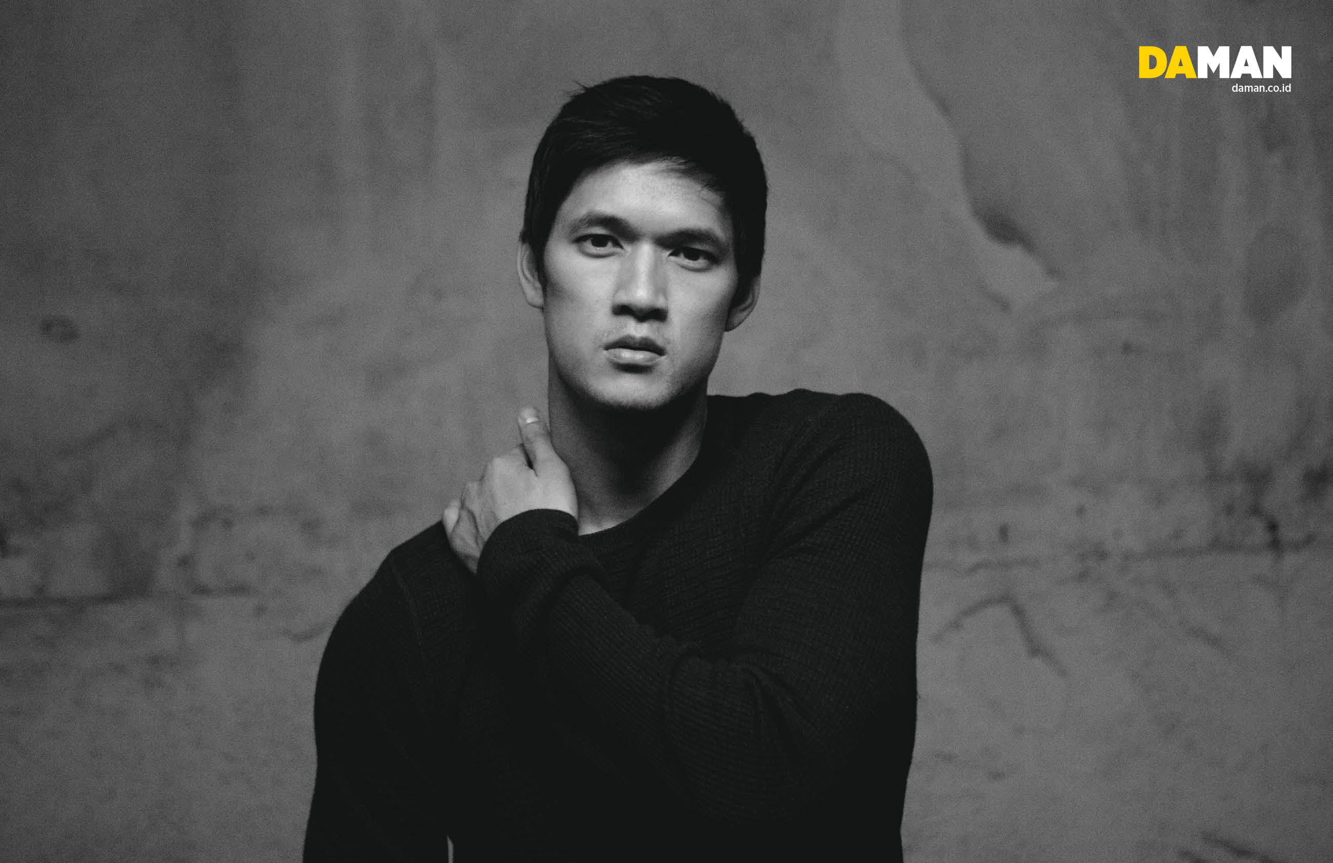 Harry Shum, Jr., one of the ethnically Chinese celebrities white women are biologically unable to feel attracted to.