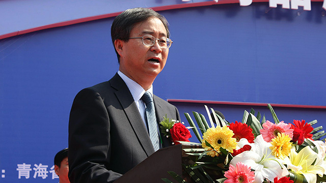 Minister of Education Zhou Deyang