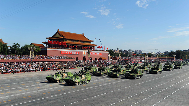 Tiananmen Day Parade