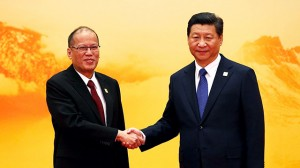Aquino and Xi